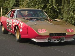 2.40 Dodge Charger Daytona 1969 года
