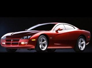 2.43 Dodge Charger RT Concept 1999 года