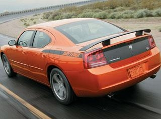 2.45 Dodge Charger Daytona RT 2006 года