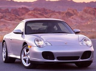 2.67 Porsche 911 Carrera 4S Coupe (996) 2001 года