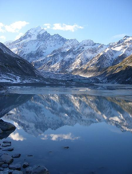 15. South Island of New Zealand