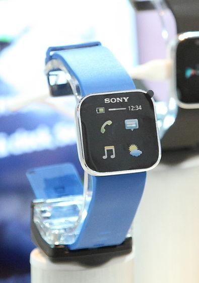 8. Sony SmartWatch