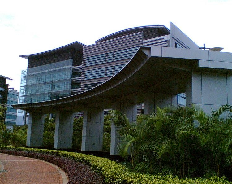 12. The Philips building in the Hong Kong Science Park