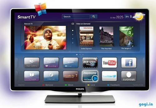 18. Smart led tv philips