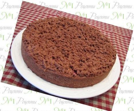 Рецепты тортов с какао и сгущенкой