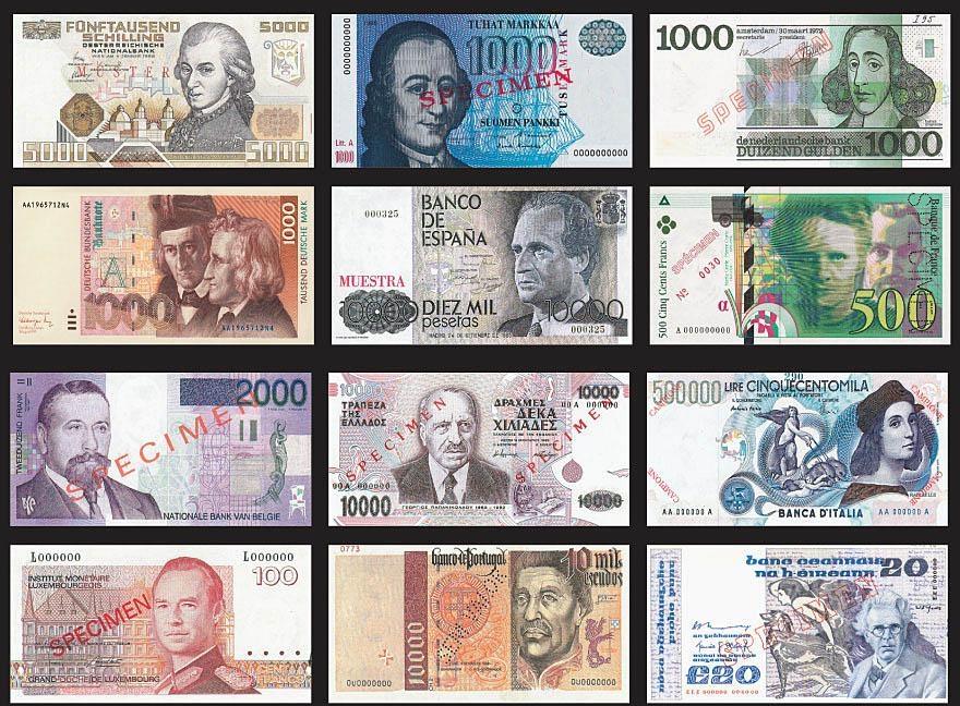 Валюты всех стран мира картинки еще