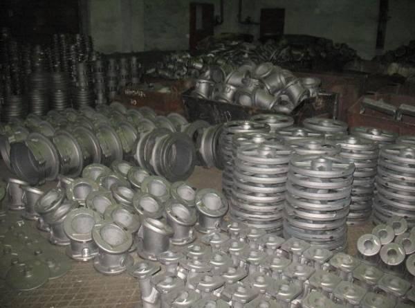 1.10 Высокопрочный, серый чугун-литье, металлообработка
