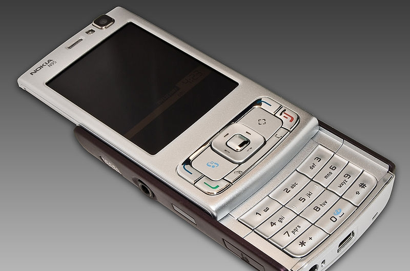 7.4. Nokia N95 - один из самых функциональных и популярных смартфонов (Symb