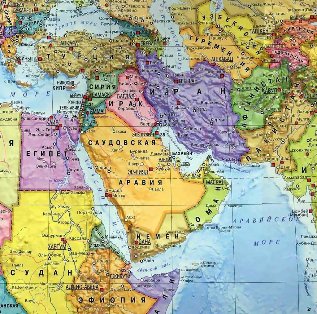 Доху где находится