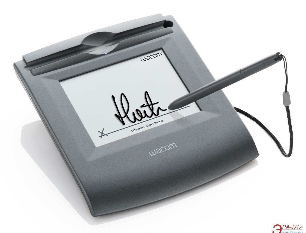 планшет для изготовления электронной подписи