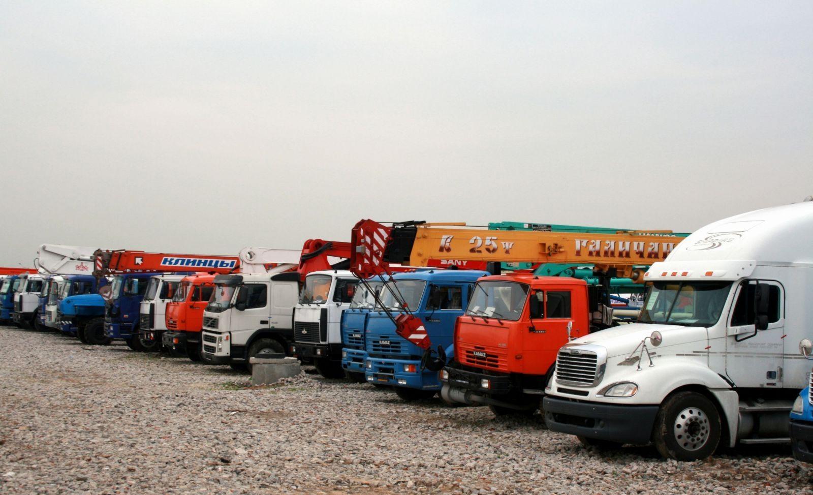 грузовой конфискат