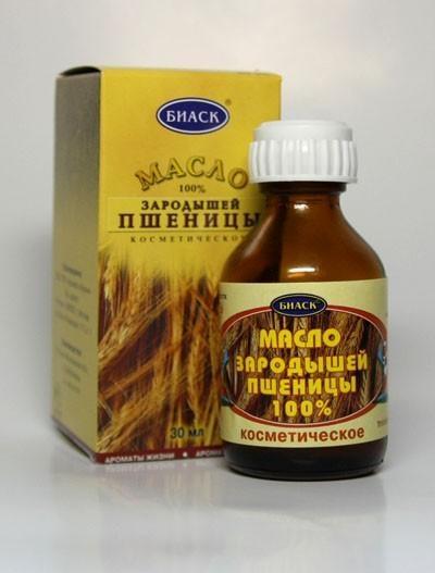 Масло зародышей пшеницы для тела