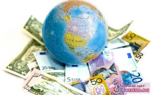 Мировые деньги средство