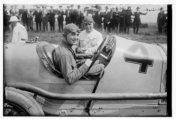 Ральф де Пальма, победитель автогонок Индианаполис 500