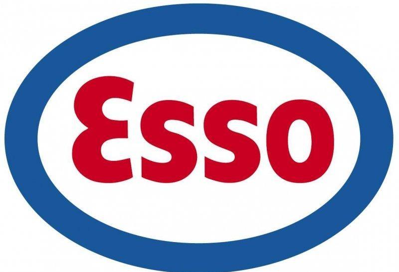 фирменное название Esso