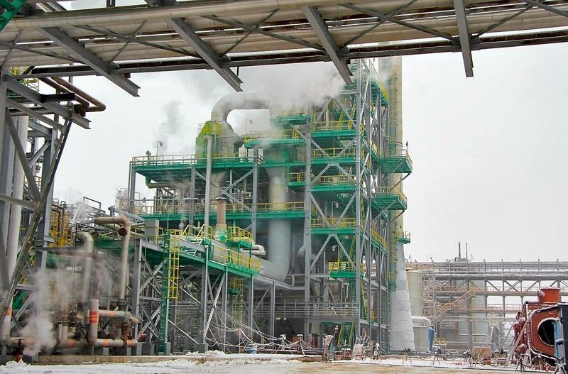 промышленное производство</a> алкилата