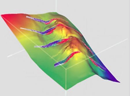 технология трехмерной сейсмосъемки