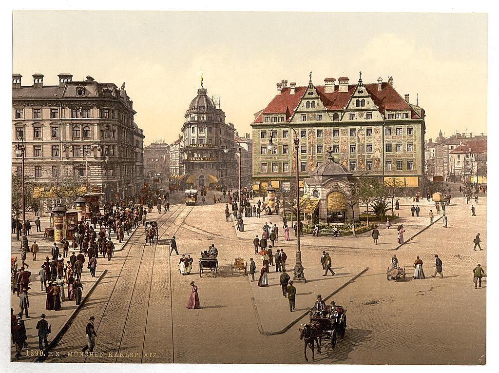 ней картинки германии 19 века дней девушки