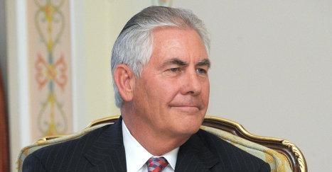 Председатель Совета директоров и Высшее должностное лицо корпорации Рекс У_ Тиллерсон