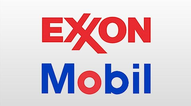 логотип компании Exxon Mobil