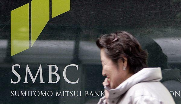 Sumitomo Mitsui Financial Group  style=