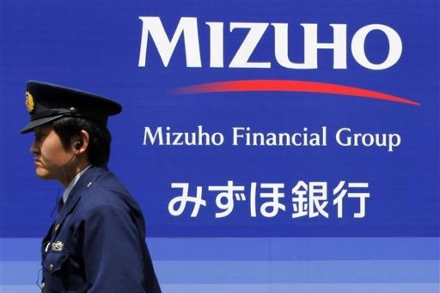 Mizuho Financial Group  style=