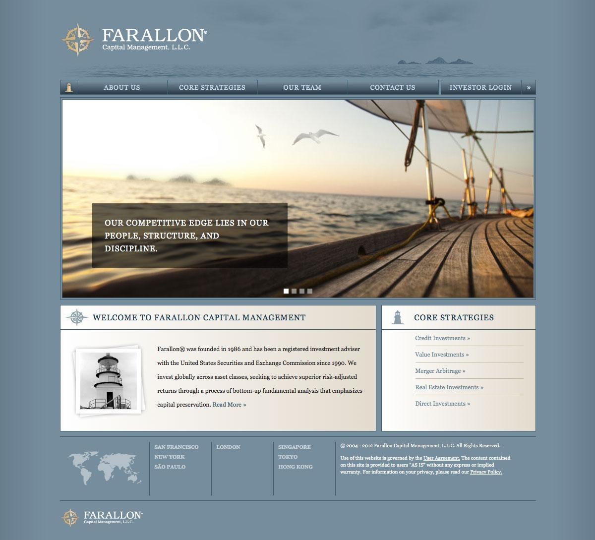 Farallon Capital Management сайт