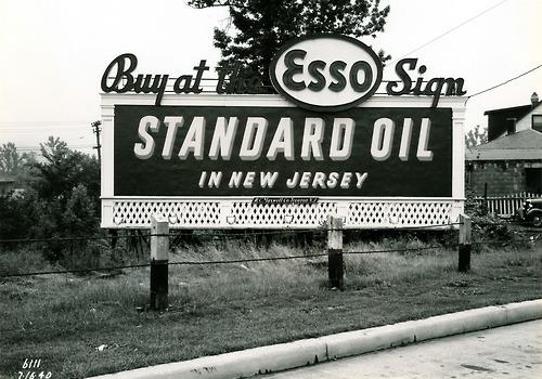Standard Oil of New Jersey