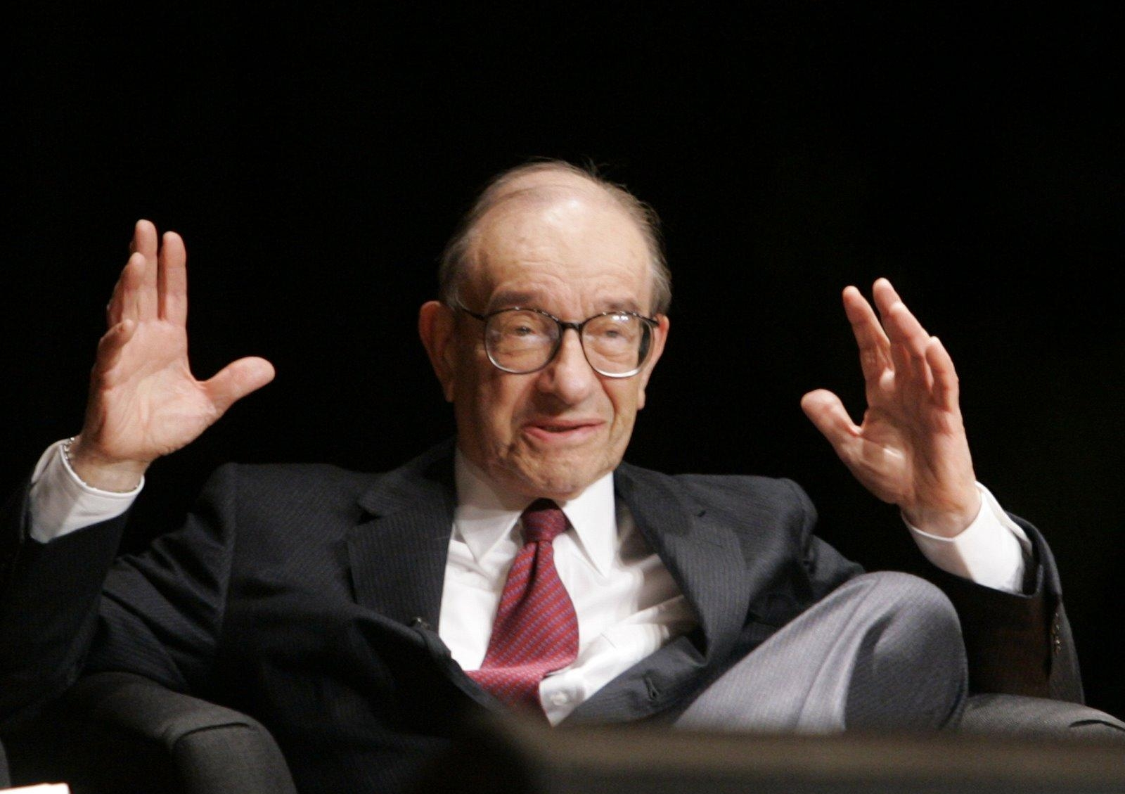 a report on the effect of alan greenspan on the american money supply Long run effects of money supply changes alan greenspan alan g isaac money supply and money demand money.