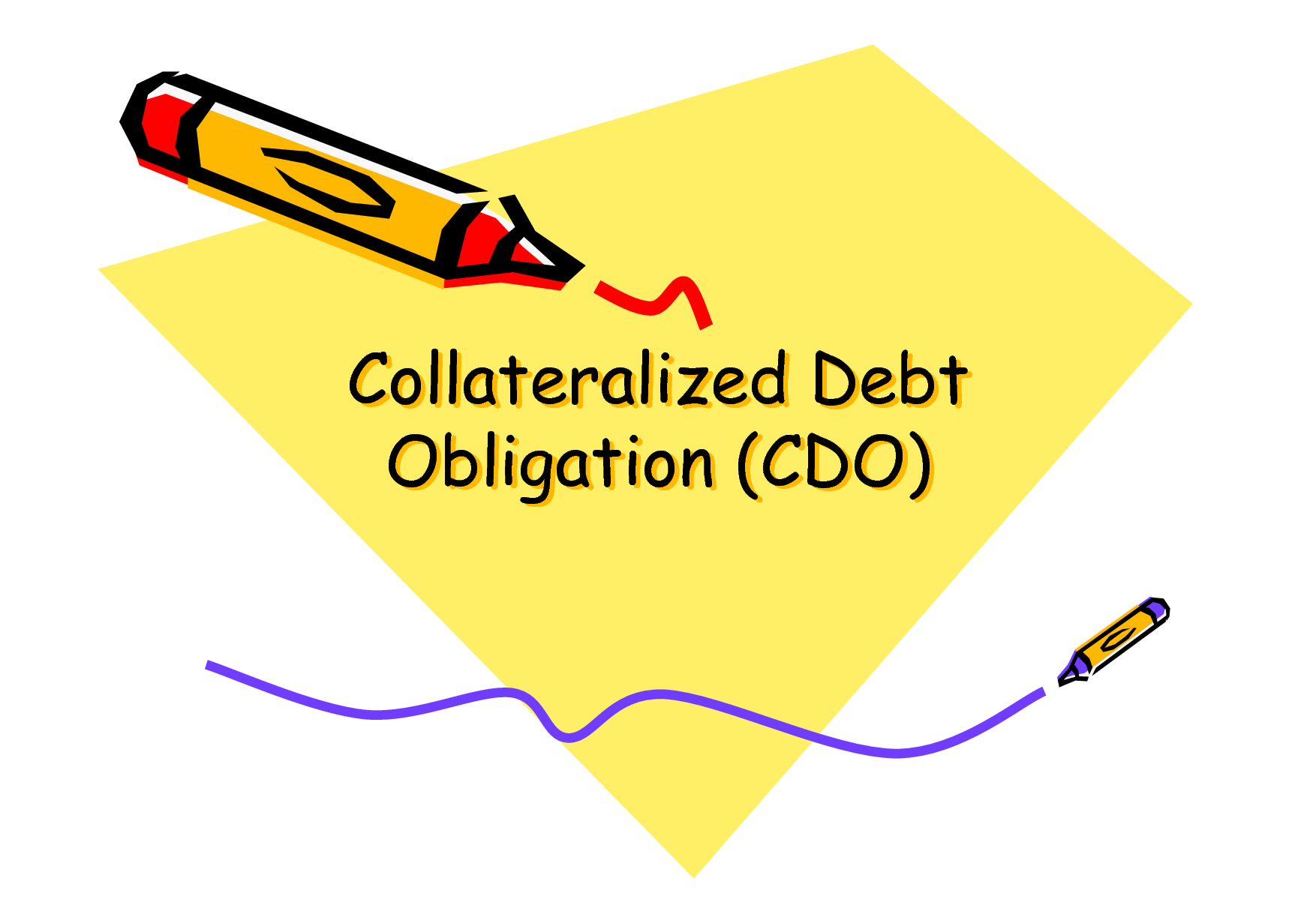 Сollateralized debt obligation