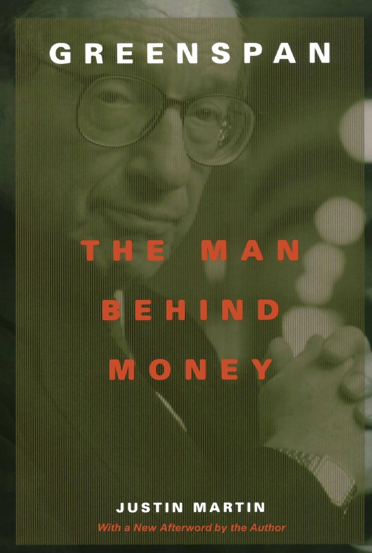 книга Greenspan: The Man Behind money