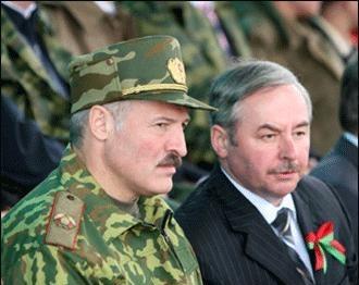 Виктор Шейман - политический саратник Александра Лукашенко