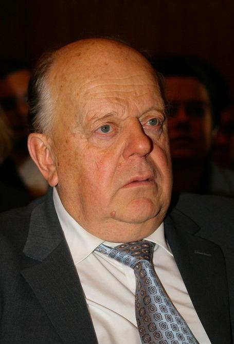 Станислав Шушкевич - кандидат в президенты Беларуси 1994 года