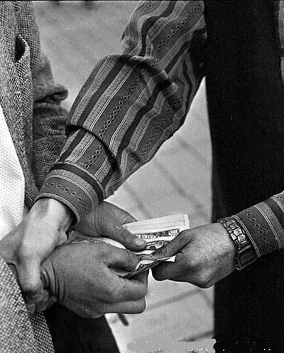 С января в Беларуси прекращается наличное обращение американского доллара