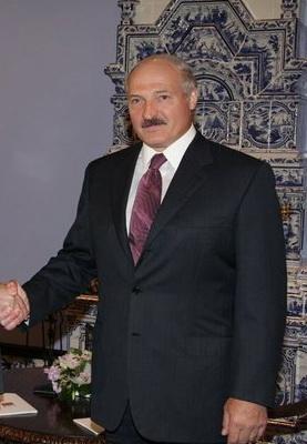 Александр Лукашенко принимает поздравления с побкдой на выборах