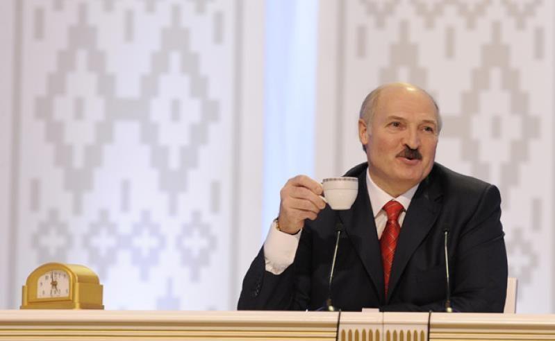 Пресс-конференция Александра Лукашенко по итогам выборов 2010 года