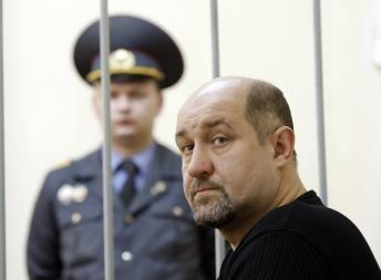 Белорусский политзаключенный, координатор гражданской кампании Европейская Беларусь Дмитрий Бондаренко
