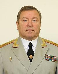 Юрий Жадобин - Министр обороны Беларуси - невъездной в Европу