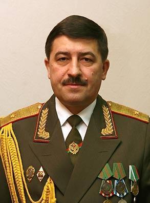 Вадим Зайцев - Глава КГБ Белоруси - невъездной в Европу