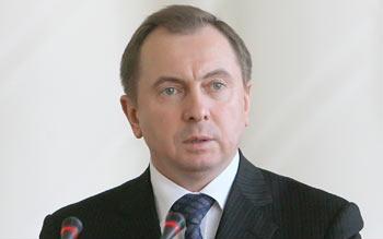 Владимир Макей - глава Администрации президента Беларуси - невъездной в Европу
