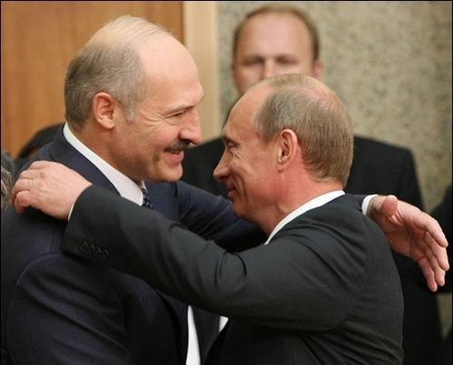 Владимир Путин и Александр Лукашенко намерены посетить совместные военные маневры