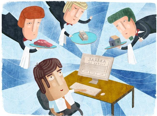 Оценка и регистрация заявки