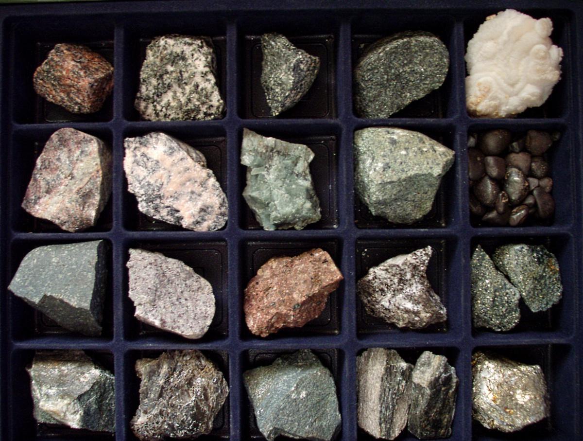 О камнях горных пород с картинками