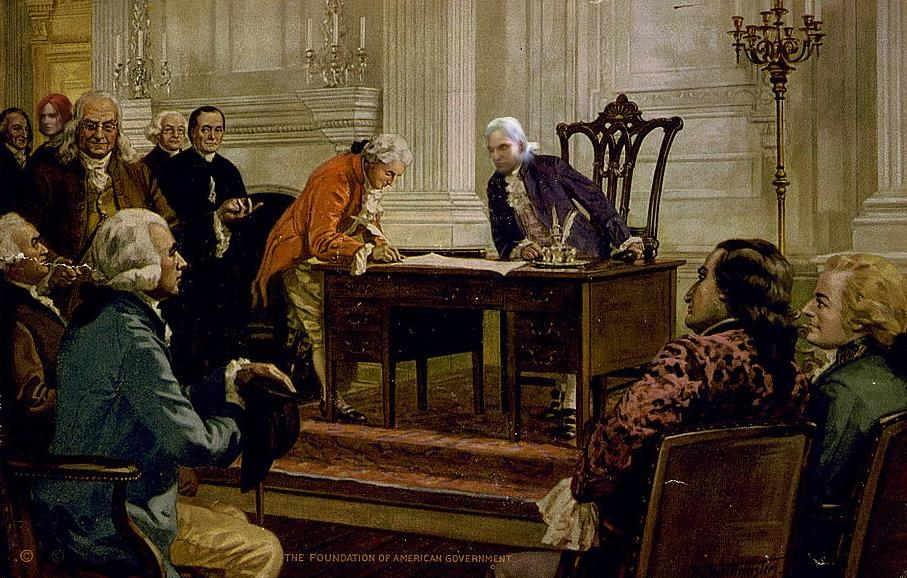 united states constitution and twentieth century Separation of church and state in the united dates from the mid-twentieth century rulings is grounded firmly in the constitution of the united states.