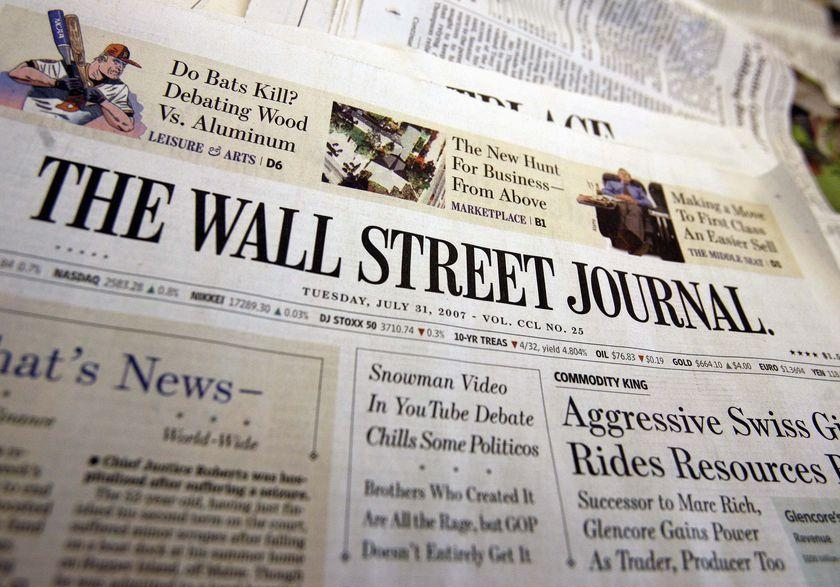 The Wall Street Journal  style=