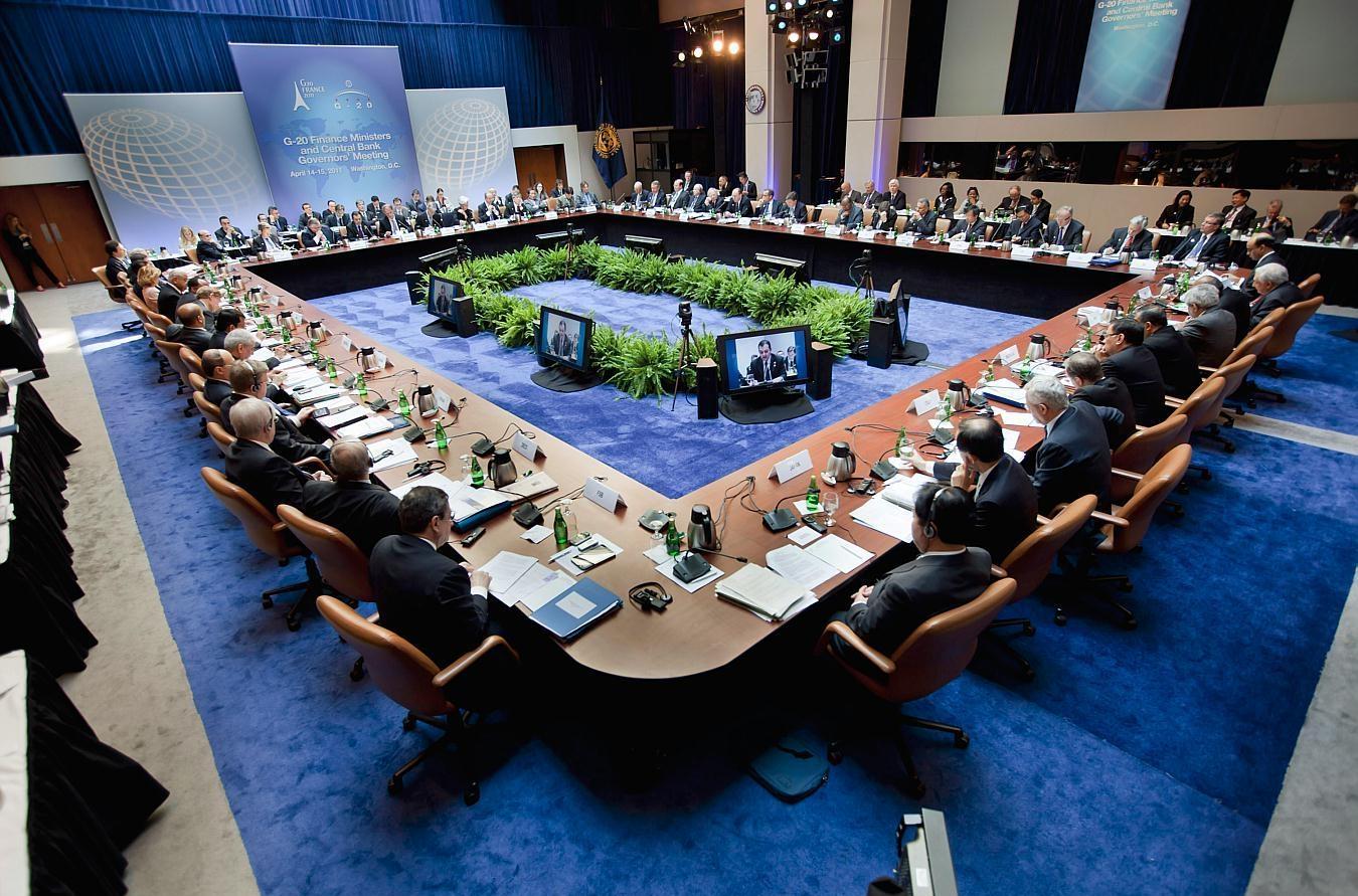 Члены всемирного банка