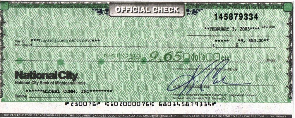 1.2 Сертифицированный чек