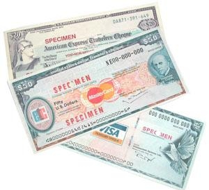 Банковский чек - это