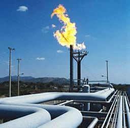Как выделяют природный газ