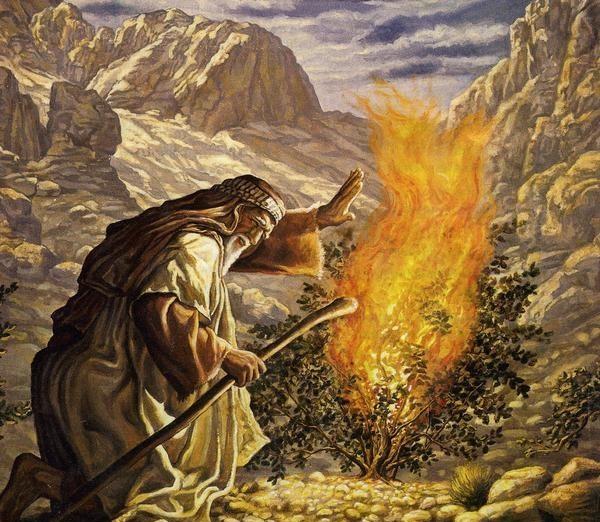 5.15 Моисей